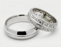 Luxusní snubní prsteny s Brilianty